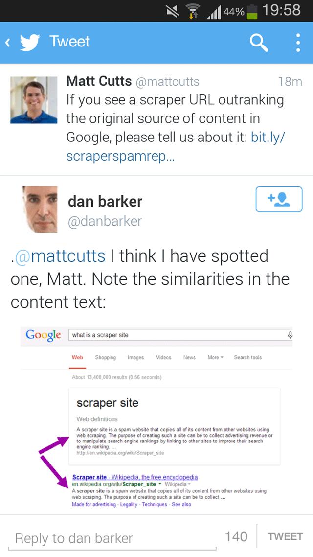 google-scraper